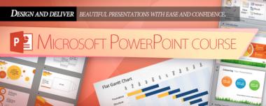 หลักสูตร PowerPoint (แต่ละรายการเรียน 1 วัน)